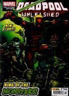 Deadpool Unleashed Magazine Issue NO 12