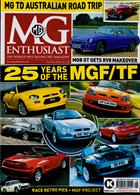 Mg Enthusiast Magazine Issue MAY-JUN