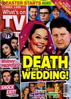 Whats On Tv England Magazine Issue 21/03/2020