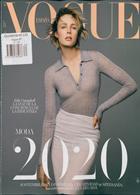 Vogue Spanish Magazine Issue NO 382