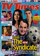 Tv Times England Magazine Issue 21/03/2020