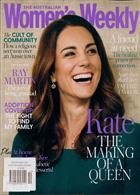 Australian Womens Weekly Magazine Issue OCT 19