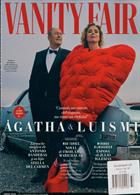 Vanity Fair Spanish Magazine Issue NO 137