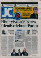 Jewish Chronicle Magazine Issue 21/02/2020