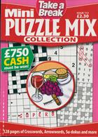 Tab Mini Puzzle Mix Coll Magazine Issue NO 112