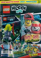Lego Hidden Side Magazine Issue NO 5