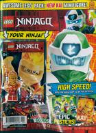 Lego Ninjago Magazine Issue NO 59
