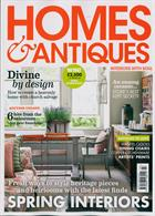 Homes & Antiques Magazine Issue MAR 20