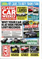 Classic Car Weekly Magazine Issue 05/02/2020