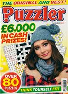 Puzzler Magazine Issue NO 596