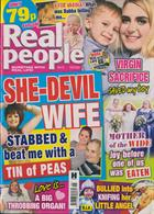 Real People Magazine Issue NO 6