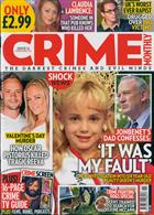 Crime Monthly Magazine Issue NO 11