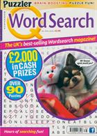 Puzzler Q Wordsearch Magazine Issue NO 538