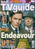 Total Tv Guide England Magazine Issue NO 7