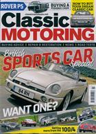 Classic Motoring Magazine Issue MAR 20