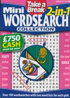 Tab Mini 2 In 1 Wordsearch Magazine Issue NO 22
