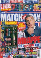 Match Of The Day  Magazine Issue NO 589