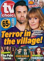 Tv Choice England Magazine Issue NO 7