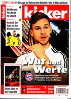 Kicker Montag Magazine Issue NO 5