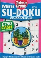 Tab Mini Sudoku Collection Magazine Issue NO 112