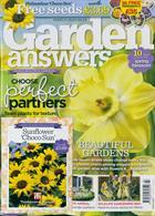 Garden Answers Magazine Issue MAR 20