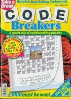 Take A Break Codebreakers Magazine Issue NO 2