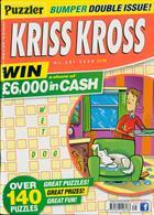Puzzler Kriss Kross Magazine Issue NO 231
