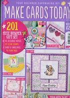 Make Cards Today Magazine Issue MAR 20