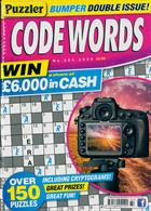 Puzzler Codewords Magazine Issue NO 284