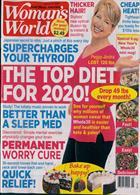 Womans World Magazine Issue 6 JAN 20