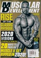 Muscular Development Usa Magazine Issue JAN 20