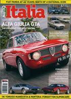 Auto Italia Magazine Issue NO 289