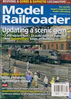 Model Railroader Magazine Issue FEB 20