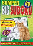 Bumper Big Sudoku Magazine Issue NO 54
