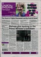 Church Of England Newsp Magazine Issue 27/03/2020