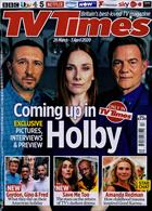 Tv Times England Magazine Issue 28/03/2020