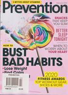Prevention Magazine Issue FEB 20