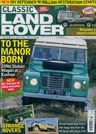 Classic Land Rover Magazine Issue MAR 20