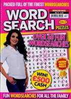 Wordsearch Puzzles Magazine Issue NO 57