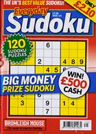 Everyday Sudoku Magazine Issue NO 171