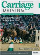 Carriage Driving Magazine Issue FEB 20