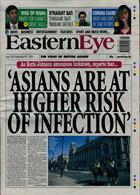 Eastern Eye Magazine Issue 27/03/2020