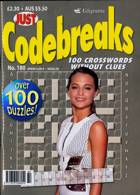 Just Codebreaks Magazine Issue NO 180