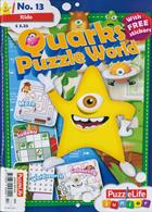Puzzlelife Junior Bronze Magazine Issue QKS PZ W13
