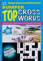 Bumper Top Crosswords Magazine Issue NO 90