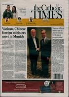 Catholic Times Magazine Issue 28/02/2020