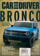 Car & Driver (Usa)  Magazine Issue FEB 20