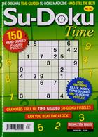 Sudoku Time Magazine Issue NO 183