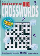 Bumper Big Crossword Magazine Issue NO 128