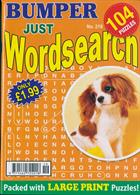 Bumper Just Wordsearch Magazine Issue NO 219